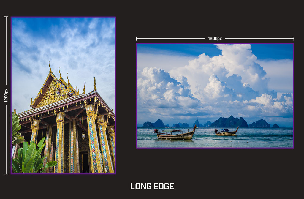 Export in Lightroom