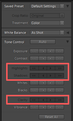 edit videos in lightroom